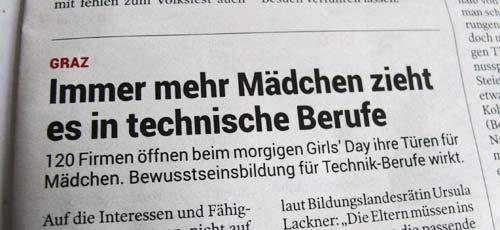 (Quelle: Kleine Zeitung, 26.4.2017)